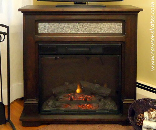 how to electric fireplace mantle free diy plans saws